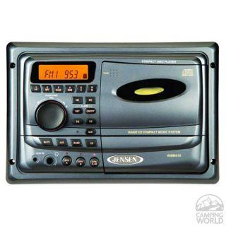 Jensen AM/FM/CD Wallmount Stereo   Asa Electronics AWM910   Stereo