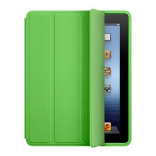 MacMall  Apple iPad Smart Case   Polyurethane   Green MD457LL/A