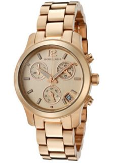Michael Kors MK5430 Watches,Womens Chronograph Rose Dial Rose Gold