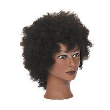 product thumbnail of Miss Michelle Afro Manikin Head