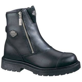 Harley Davidson Mens Interstate Zip Boot    at