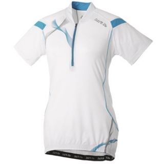 Dare2B White Sparkoff Jersey Top