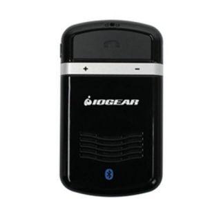 MacMall  Iogear Solar Bluetooth Hands Free Car Kit GBHFK231