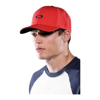 Oakley Mens Silicon Oakley Cap 55538    at