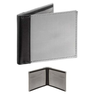 Bifold Wallet with Criss Cross Interior at Brookstone—Buy Now