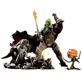 DC Unlimited Figura The Headless Horseman · World of Warcraft Premium
