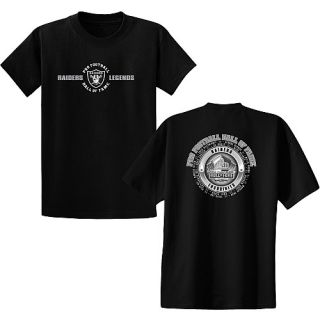 Oakland Raiders Tees Mens Pro Football Hall of Fame Oakland Raiders