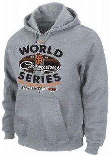 San Francisco Giants Majestic 2012 World Series Champions Hoodie