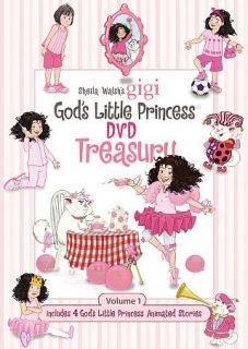 Gigi   Gods Little Princess DVD Treasury Box Set DVD, 2009