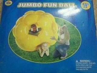 51 JuMbO FuN BaLL Inflatable giga Mega Ball Roll Bounce cyclone