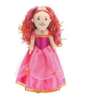 Groovy Girls Princess Isabella Plush Girl Doll