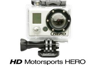 GoPro HD Motorsport Hero   Full HD, Videocamera con scheda memoria