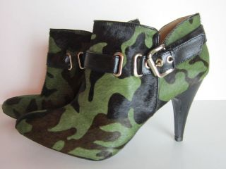 Nine West  Womens Camouflage High Heel Shoes: Womens Size 6.5 Retail
