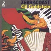 Zebra Coast by Gil Goldstein CD, Oct 1992, World Pacific
