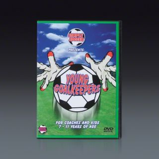 Simple Soccers Young Goalkeepers DVD  SOCCER