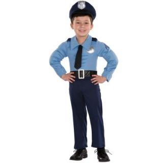 Halloween Costumes Police Officer Toddler Costume