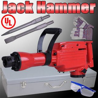 electric jack hammers in Breakers & Demolition Hammers