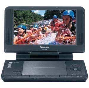 Panasonic DVD LS86 Portable DVD Player (8.5) VERY NICE WITH 13 HOUR