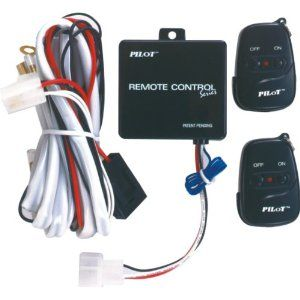 1999 2006 Chevrolet Silverado Pilot Wiring Harness Kit w/ Wireless