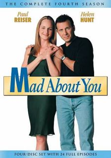 Mad About You The Complete Fourth Season DVD, 2010, 4 Disc Set