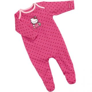 Brightly coloured and exclusively designed Hello Kitty jersey