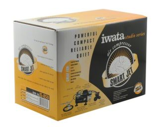 Iwata Smart Jet Air Compressor [IWAIS850]  Paint & Supplies   A Main