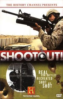 History Channel Presents   Shootout DVD, 2007, 6 Disc Set