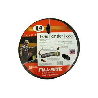 Tuthill Fill Rite FRH07514 Fuel Transfer Hose 3/4  14