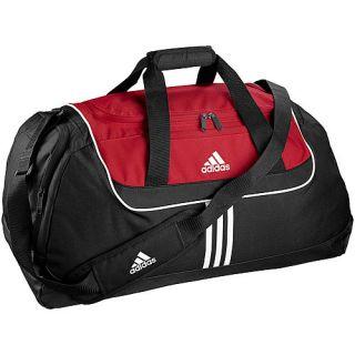 Adidas Teambag Trio, Gr. M , schwarz/rot im Karstadt sports