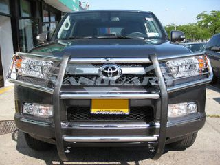10 12 TOYOTA 4RUNNER BRUSH GRILL GUARD PUSH BULL BAR BUMPER PROTECTOR