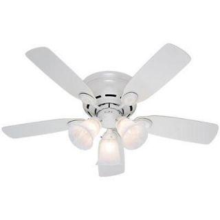 Hunter Fan Company 21880 H 42 Low Profile Ceiling Fan