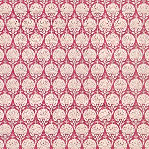 Doll House  Wallpaper Art Nouveau Ottoma​n   red (H93)