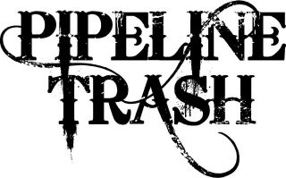 Pipeline Oilfield Trash Roughneck Stickers Decals Pick Color!
