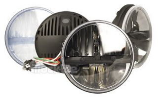 TRUCK LITE 7 & 4 1/2 LED HEADLIGHT DRIVE LIGHT SET HARLEY DAVIDSON