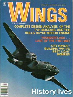 V6 N3 P 51 Mustang Rolls Royce Merlin Engine Havoc Bomber F 84