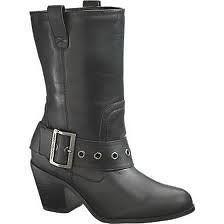 Harley Davidson Womens Stella Boots