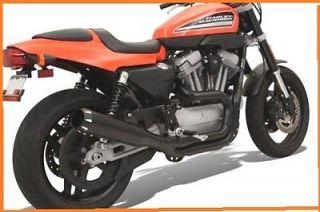 BASSANI ROAD RAGE HARLEY DAVIDSON XR1200 BLACK