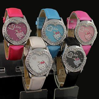 hello kitty watch in Jewelry & Watches
