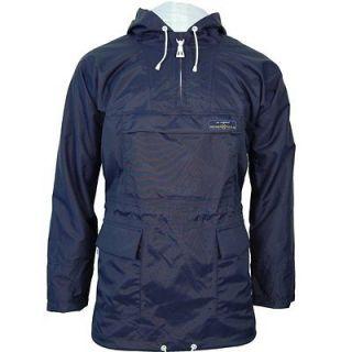 Henri Lloyd Navy Viking Smock Waterproof Raincoat Jacket RRP £175