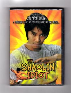 The Shaolin Idiot (DVD) Stephen Chow, Uncut Chinese Version Eng Sub