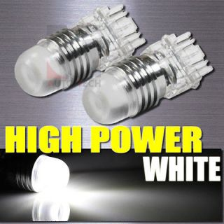 2X 3157 6000K HIGH POWER ULTRA BRIGHT SIGNAL/CORNER LED LIGHT BULBS