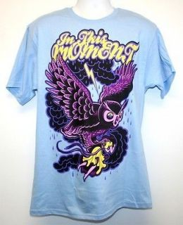 Heavy Metal IN THIS MOMENT Owl NEW Mens T shirt TEE size SMALL MEDIUM