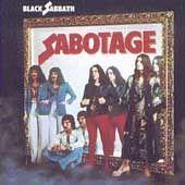 Sabotage by Black Sabbath Cassette, Jan 1990, Warner Bros.