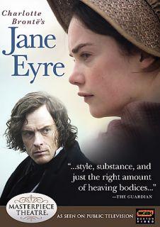 Jane Eyre DVD, 2007, 2 Disc Set