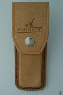 SCHRADE OLD TIMER UNCLE HENRY FITS BIG KNIFE SHEATH