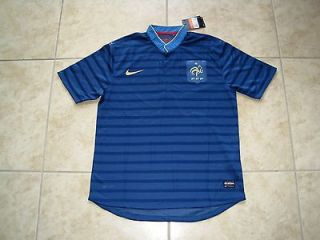 France Player Home Jersey Shirt Maglia Maillot Evra Benzema Ribery