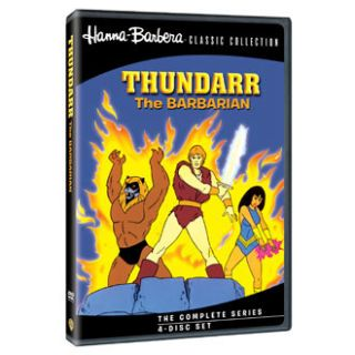 Hanna Barbera Classic Collection Thundarr the Barbarian   The Complete