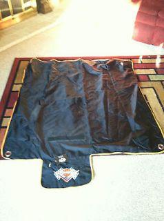 Harley Davidson Roll Up Bike Cover/Blanket