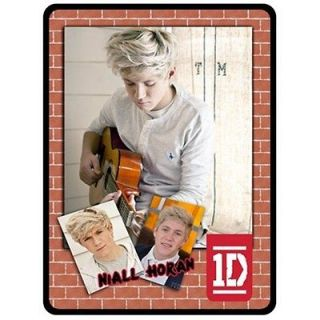 Niall Horan One Direction 1D Collage Fleece Blanket Small/Medium/Large