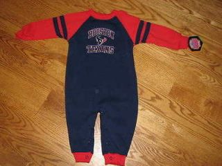 houston texans baby clothes in Baby & Toddler Clothing